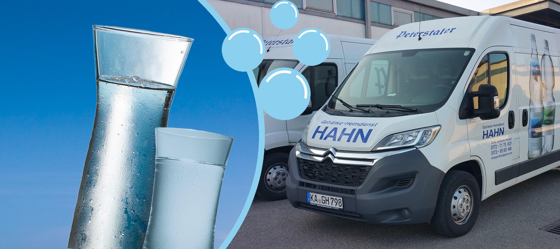 Getränkeheimdienst Hahn - Karlsruhe |Getränke|Getränkelieferung ...